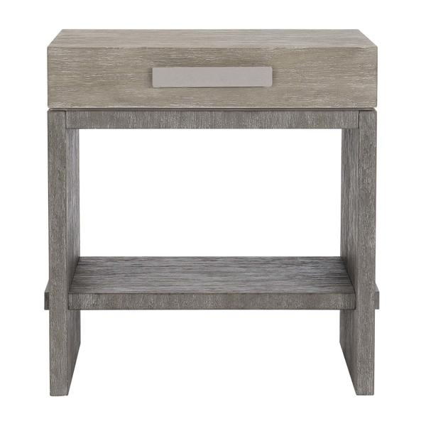 Foundations Nightstand in Light Shale (306), Dark Shale (306)