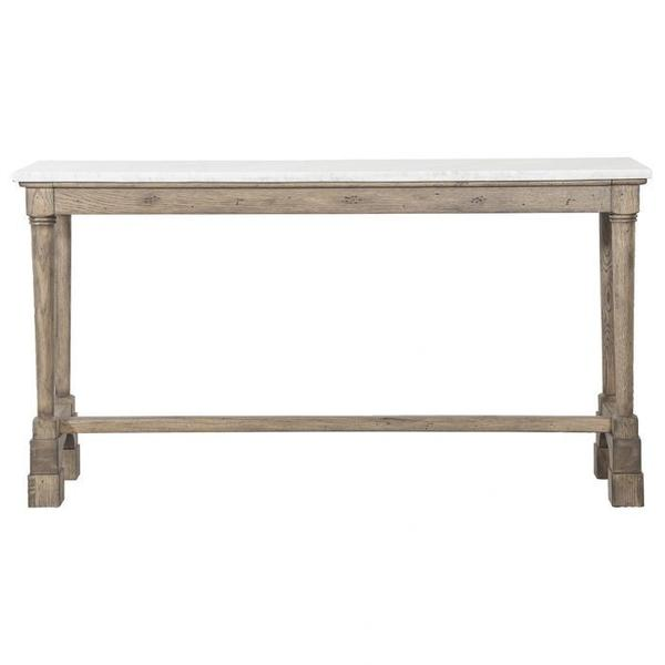 See Details - Counter Height Console Table