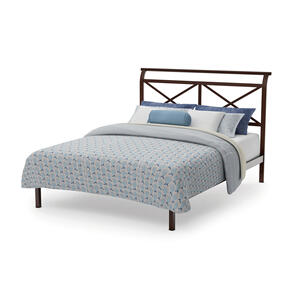 Gabriel Platform Footboard Bed - King