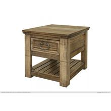 See Details - 1 Drawer, Chair Side Table