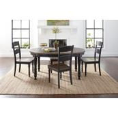 Madison County Round To Oval Dining Table