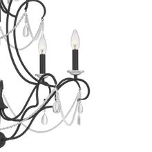 View Product - Bray Chandelier in Earth Black