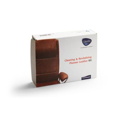 See Details - Stressless® Leather care kit wipe Pioneer