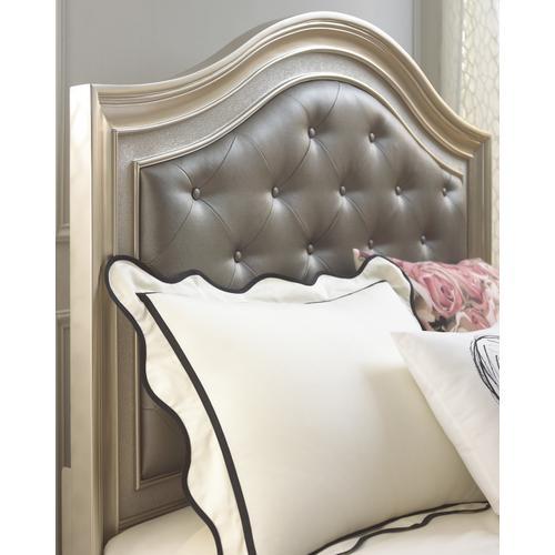 Li'l Diva Upholstered Headboard Full