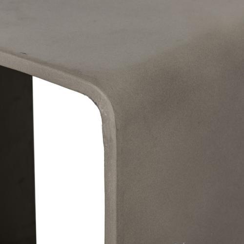 VIG Furniture - Modrest Pickens - Modern Grey Concrete Cube Shelf
