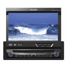 """7"""" Fully Motorized In-Dash Monitor DVD/CD/WMA Receiver"""