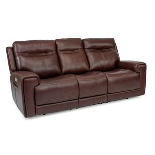 Bravo Power Reclining Sofa with Power Headrests
