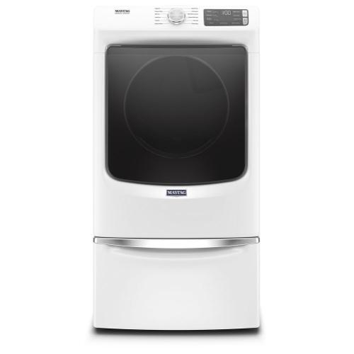 Maytag - Front Load Electric Dryer with Extra Power and Quick Dry Cycle - 7.3 cu. ft.