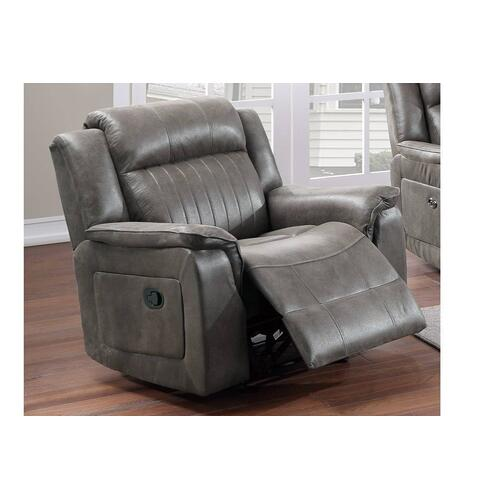 3-pc Manual Motion Set-glider/recliner