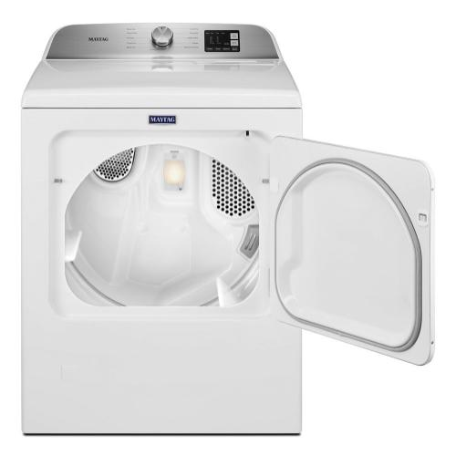 Top Load Gas Dryer with Moisture Sensing - 7.0 cu. ft