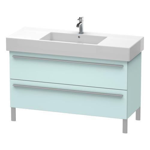Product Image - Vanity Unit Floorstanding, Light Blue Matte (decor)
