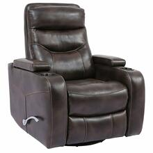 ORIGIN MANUAL - TRUFFLE Manual Swivel Glider Recliner