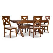 Kraven 5pc Dining Set