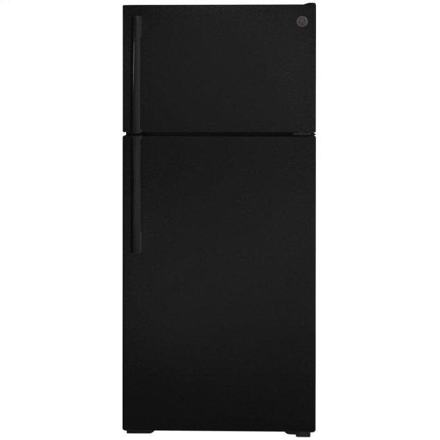 GE 16.6 Cu. Ft. Top-Freezer Refrigerator