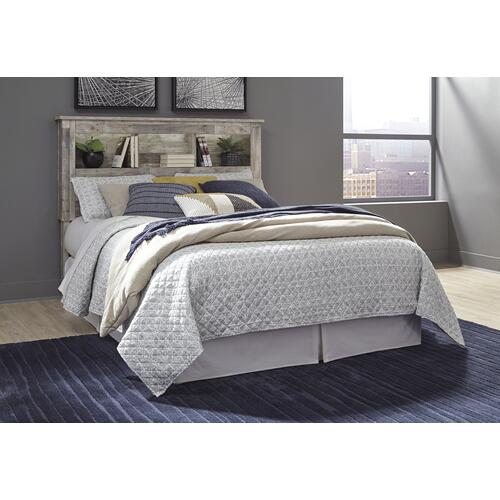 Rusthaven - Brown 5 Piece Bed Set (Queen)