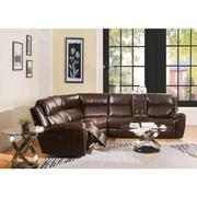 LONNA BROWN SECTIONAL SOFA Product Image
