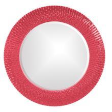 View Product - Bergman Mirror - Glossy Hot Pink