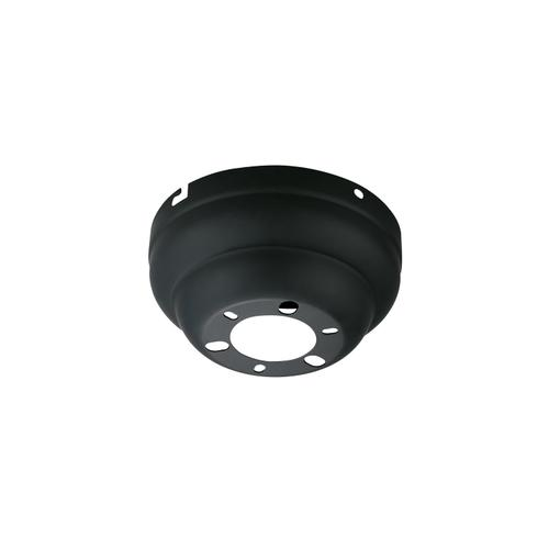 Flush Mount Canopy - Matte Black
