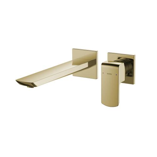 GR Wall-Mount Faucet -1.2 GPM - Polished French Gold MTO