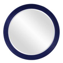 View Product - Virginia Mirror - Glossy Navy