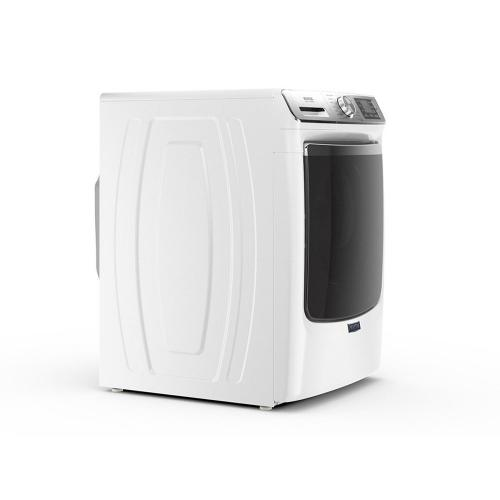 Maytag Canada - Smart Front Load Washer with Extra Power and 24-Hr Fresh Hold® option - 5.8 cu. ft.
