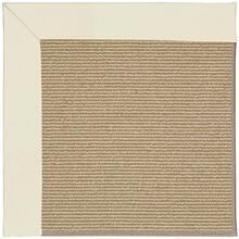 "Creative Concepts-Sisal Canvas Ivory - Rectangle - 24"" x 36"""