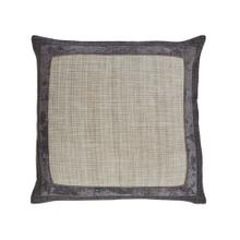 Dakota Pillow Cover Grey