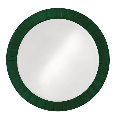 Howard Elliott - Serenity Mirror - Glossy Hunter Green