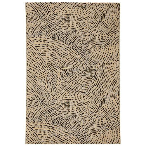 "Doodles Ivory - Rectangle - 5'3"" x 7'6"""