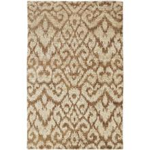"Thompson Ikat Wheat - Rectangle - 3'6"" x 5'6"""