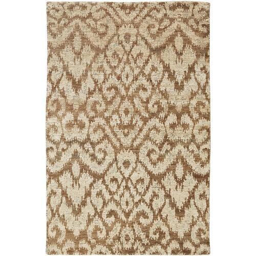 "Thompson Ikat Wheat - Rectangle - 3'6"" x 5'6"""