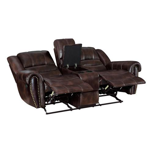 Center Hill Motion Sofa and Love seat