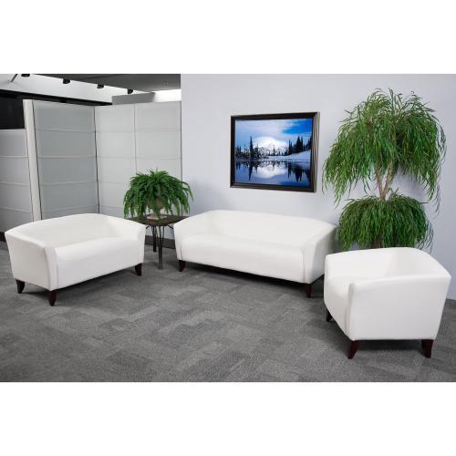 Reception Set in White