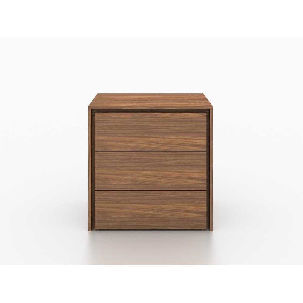 The Zen Walnut Veneer Dressers