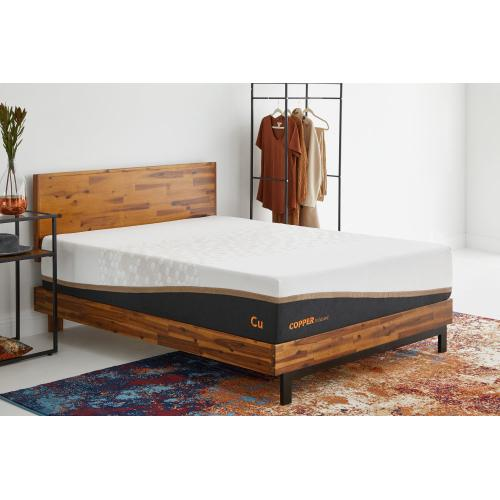 American Bedding - American Bedding - Copper Limited Edition - Performance - Medium Foam - Cal King