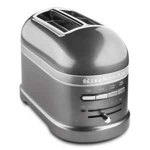 KitchenAidPro Line® Series 2-Slice Automatic Toaster Medallion Silver