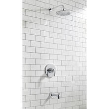 Studio S Bathtub and Shower Fittings with Pressure Balance Cartridge  American Standard - Polished Chrome