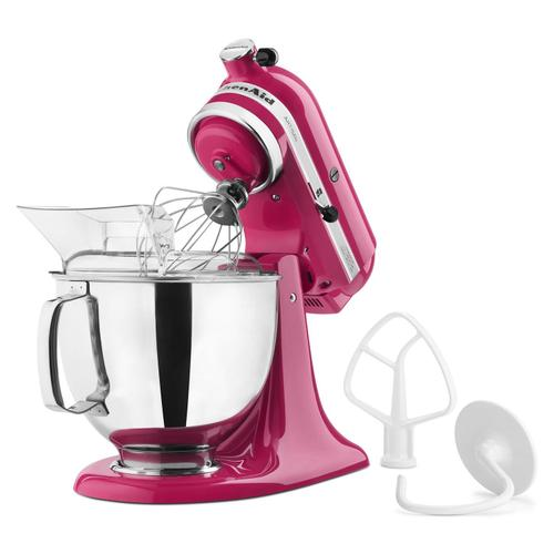 Artisan® Series 5 Quart Tilt-Head Stand Mixer Cranberry