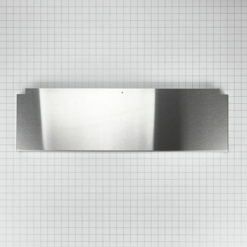 "KitchenAid - 30"" Range Stainless Steel Backsplash - Other"