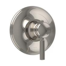 Keane Thermostatic Mixing Valve Trim - Polished Nickel
