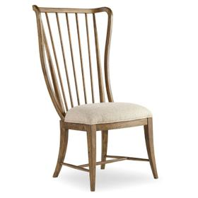 Dining Room Sanctuary Tall Spindle Side Chair - 2 per carton/price ea