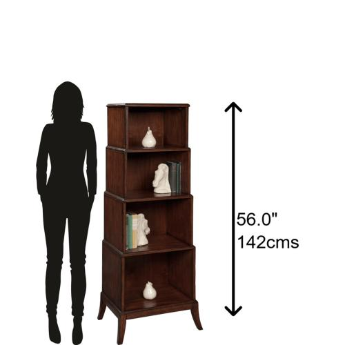 Product Image - 2-7221 Tiered Bookcase