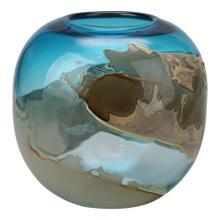 See Details - Mystic Blue Vase Globe