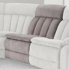 View Product - CUDDLER - LAUREL DOVE Armless Recliner