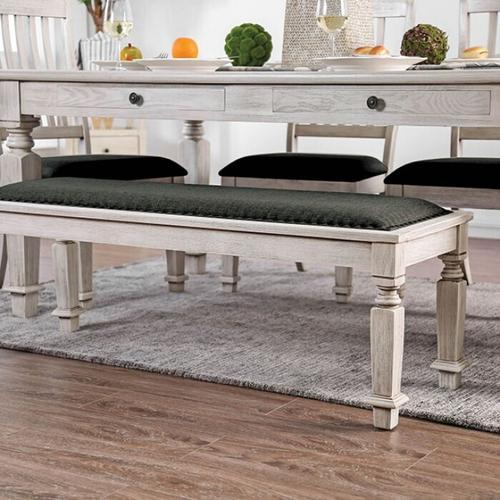 Furniture of America - Georgia Bench
