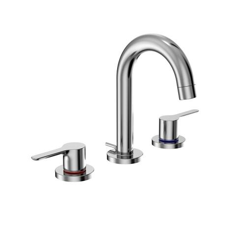 LB Widespread Faucet - 1.2 GPM - Polished Chrome Finish