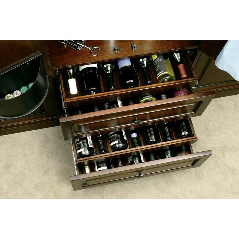 695-081 Bar Devino II Wine & Bar Console