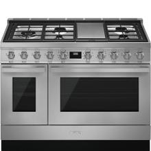 View Product - Range Stainless steel CPF48UGMX