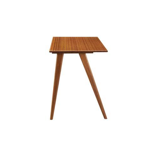 Greenington Fine Bamboo Furniture - Studio Plus Desk Amber