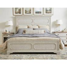 Hillside Panel Bed - Feather / California King